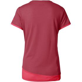 VAUDE Sveit Shirt Women red cluster